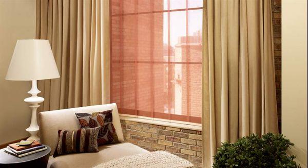 Hunter Douglas Skyline Gliding Window Panels Lng Blinds